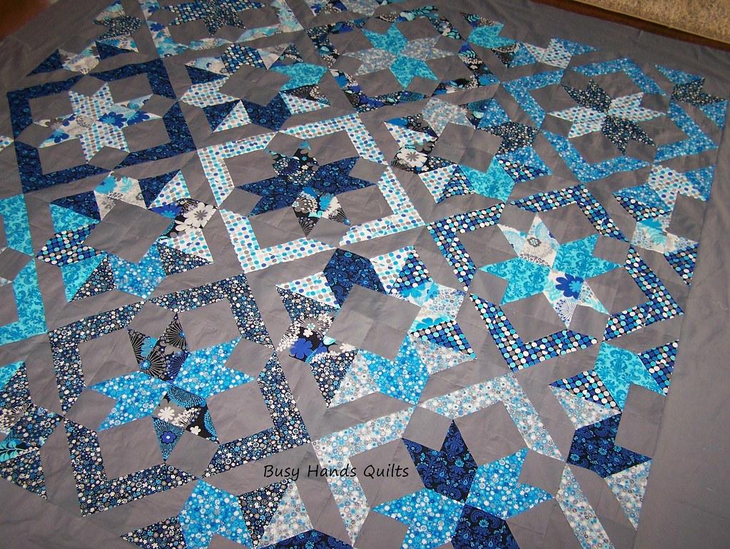 star light star bright quilt