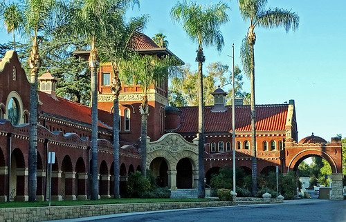 Smiley Library, Redlands, CA 2013