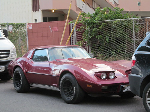 Chevrolet Corvette | by NZ Car Freak