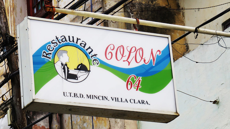 Restaurant Colon