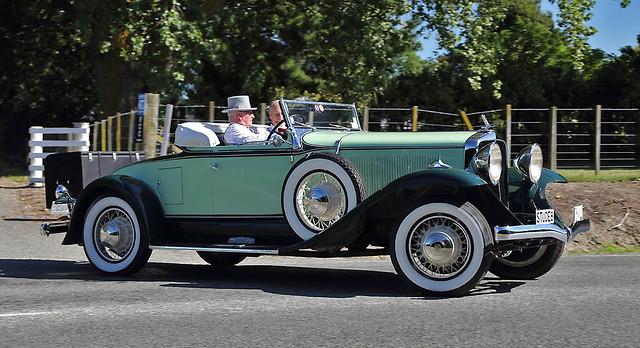 1930 Studebaker Roadster