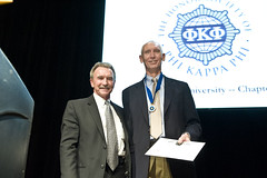 9860 Lori Dock, Phi Kappa Phi Induction 11-1-12