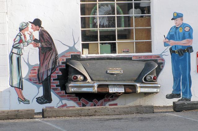 Great Parking Job!