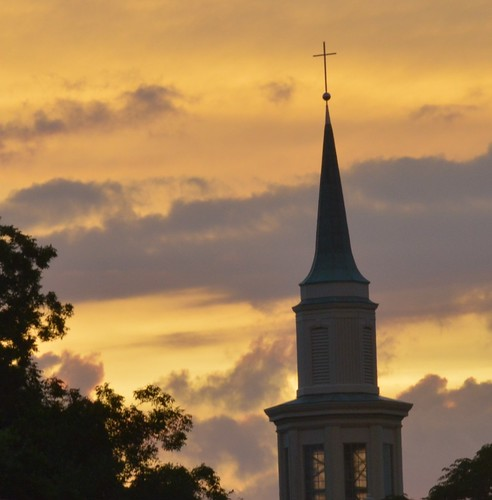 sunset steeple sanfordnorthcarolina jonesborobaptistchurch