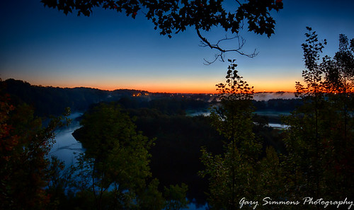 Sunrise at Homer Watson Park | by Gary Simmons