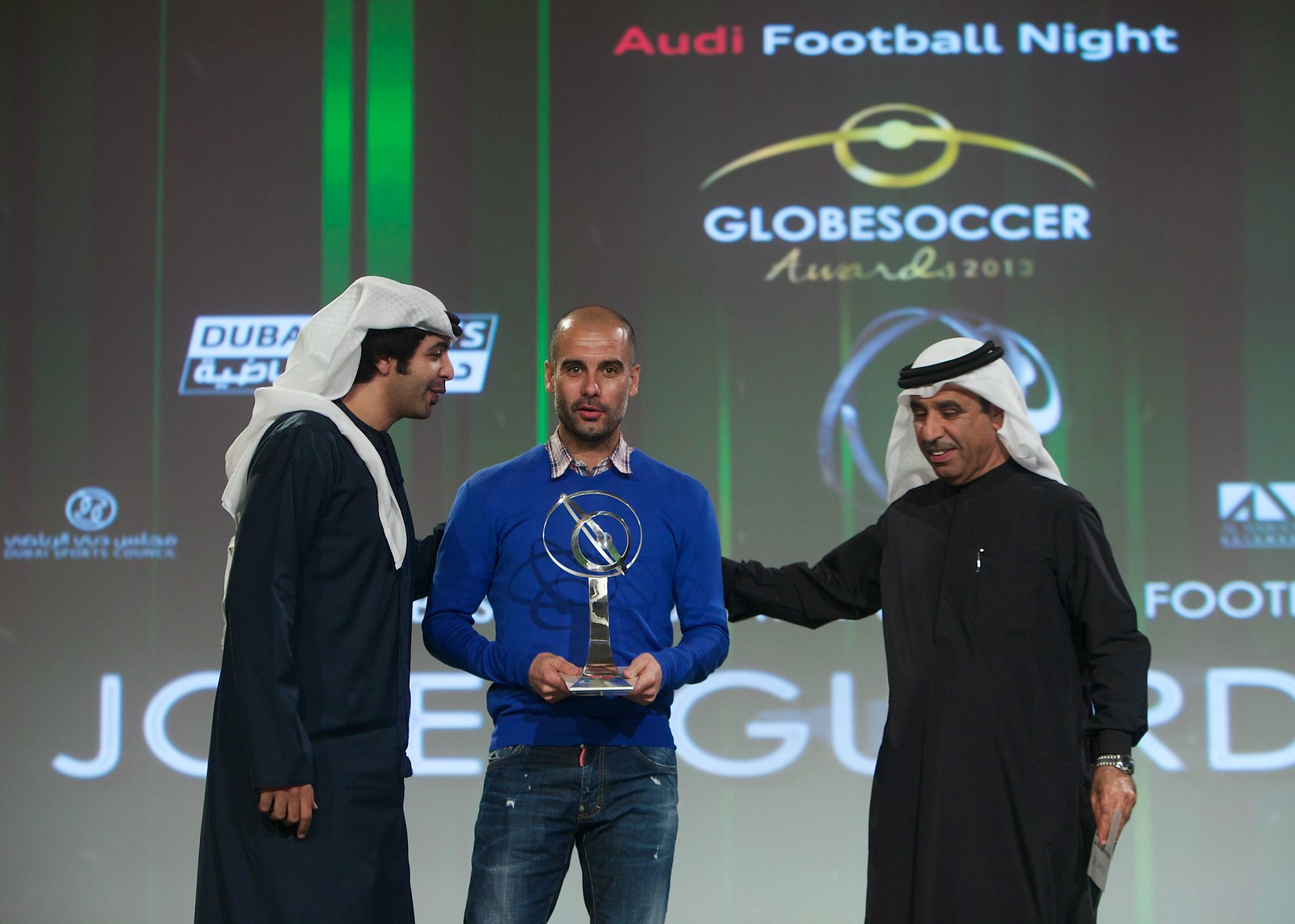 Globe Soccer Awards 184