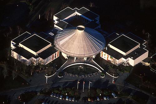 Vancouver Planetarium, Vancouver, British Columbia, Canada