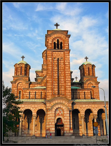 park building church saint st architecture europe serbia 2006 panasonic marks belgrade orthodox crkva marka serbian tašmajdan dmctz1 svetog thewhiteview