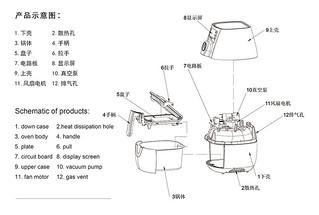 2014 New Generation Mini 3D Sublimation Vacuum Heat Press
