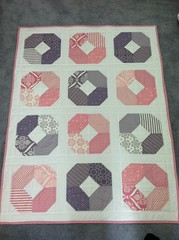 jubilee baby quilt finish
