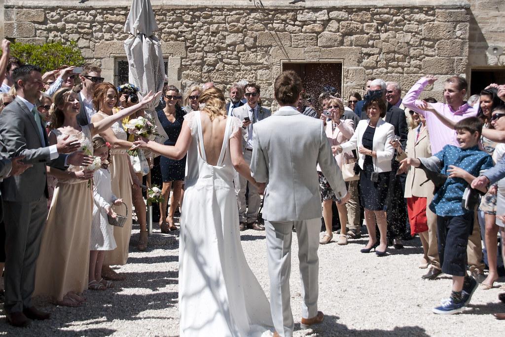 Lavender confetti - Provence wedding   hollie davis   Flickr
