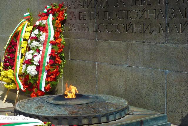 Sofia 054 The Unknow Warrior Monument