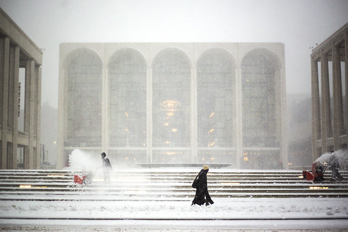 Lincoln Center Snow | by the_good_baker