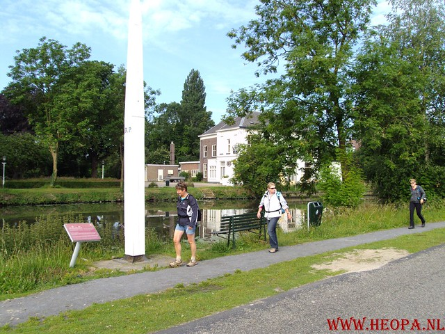2009-06-13       9e   Branblarentocht    28.2 Km (25)
