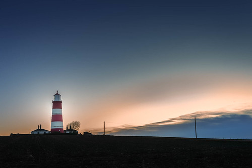 20141213__5D_1321 v02 Early Morning Lighthouse - Happisburgh Weekend.jpg | by Barry B's Photography