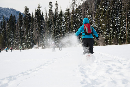 Snowshoeing in British Columbia, Canada. | by BCVacation