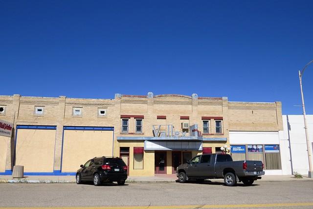 The Valley Theatre Neon is Kaput