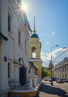 Church of Saint Maximus the Confessor, Varvarka street, Moscow | by Tigra K