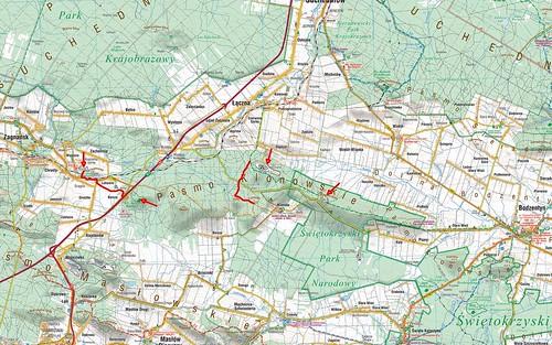 mapa | by Artur Wagabunda