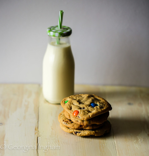 M&M Cookies | by CulinaryTravels