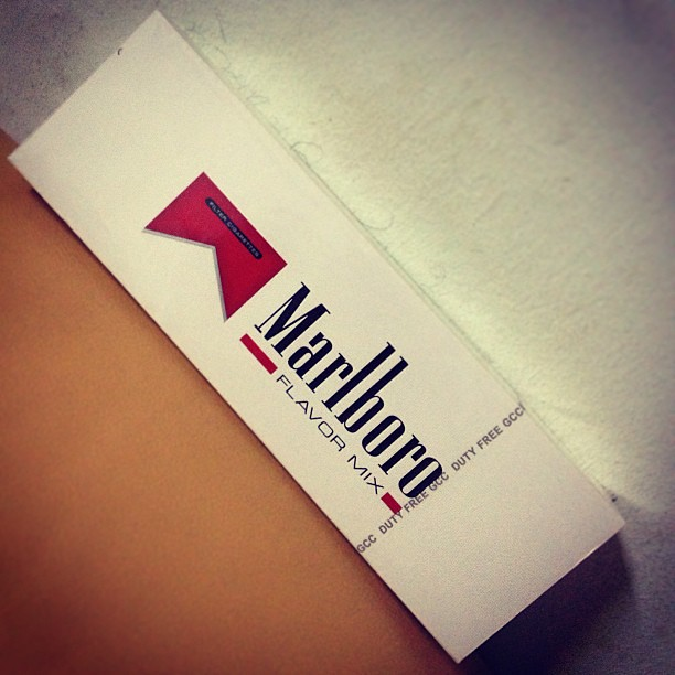 marlboro #flavor #mix #gift #from #great #friend #from #s… | Flickr
