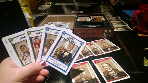 Family Business - new to us #gamenight | by jessfir