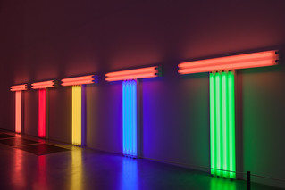 Dan Flavin - Structure and clarity - Tate Modern Museun London | by www.twin-loc.fr