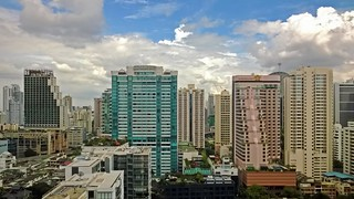 View from my Office #1 / Sukhumvit Road / Nokia Pro Cam | by I Prahin | www.southeastasia-images.com