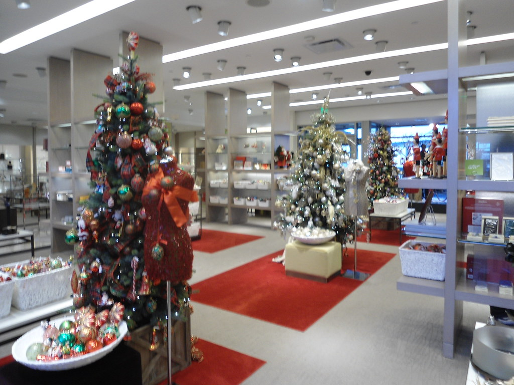 Neiman Marcus Third Floor Home Decor And Christmas Decorat