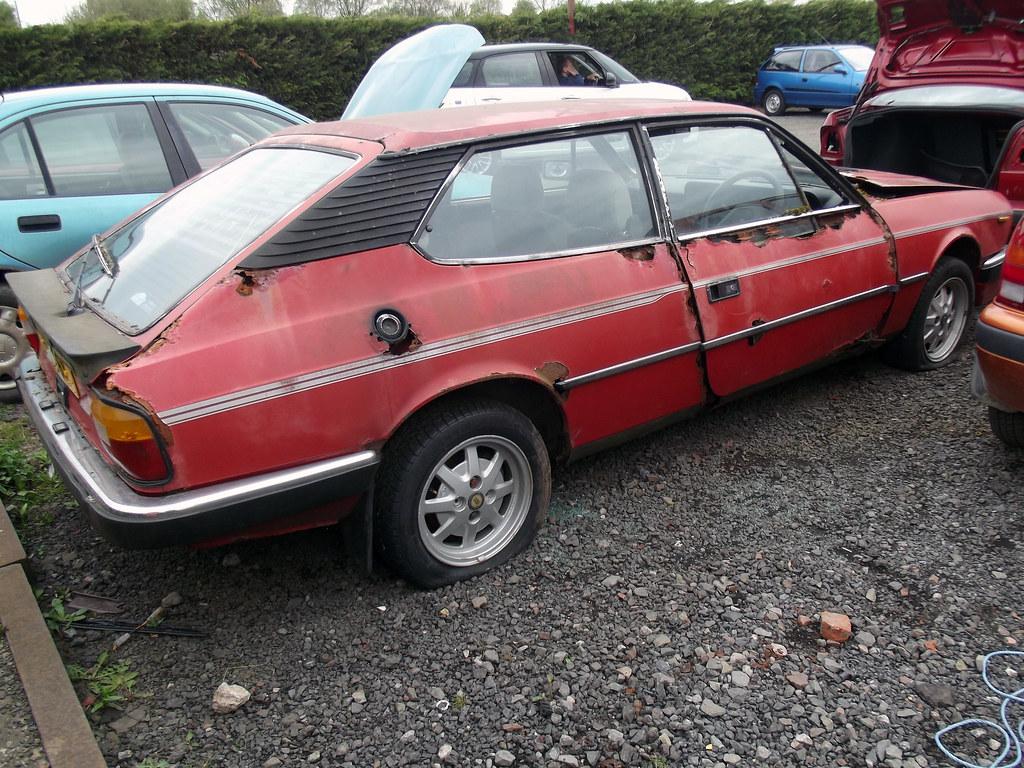Carlisle Auto Salvage >> 1975-1984 Lancia Beta HPE 3/4   I nearly missed this one ...