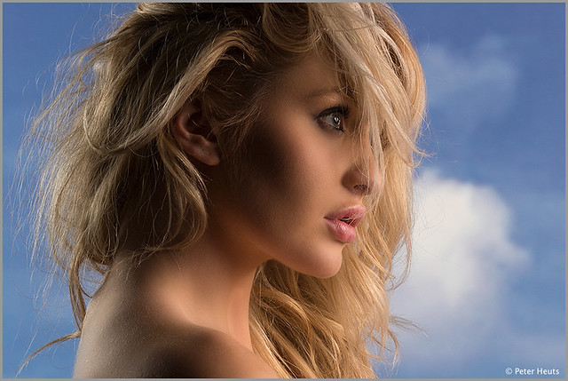 Vanessa Close-up