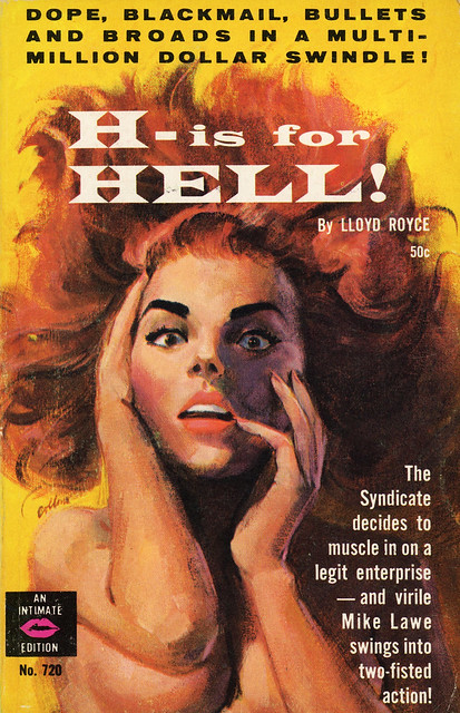 Intimate Editions 720 - Lloyd Royce - H is for Hell!