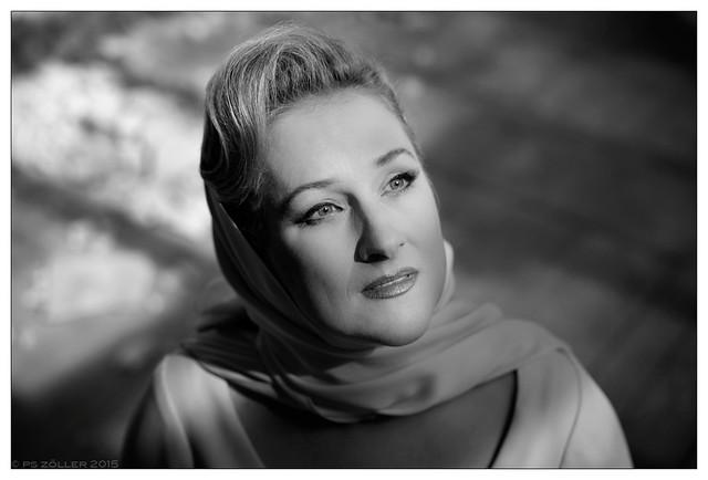 Diana Damrau, Lucia di Lammermoor, Bayr. Staatsoper München 2015
