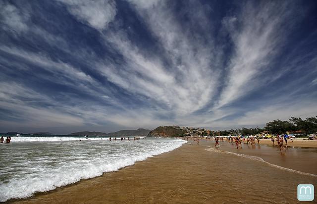 Praia de Geribá em Buzios