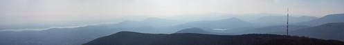 panorama ny haze sony woodstock firetower a77 overlookmountain ccby