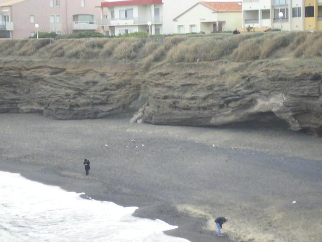 Solitaris - platja de Cap d'Agde