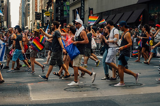 NYC Gay Pride Parade, June26, 2016 | by Jeffrey