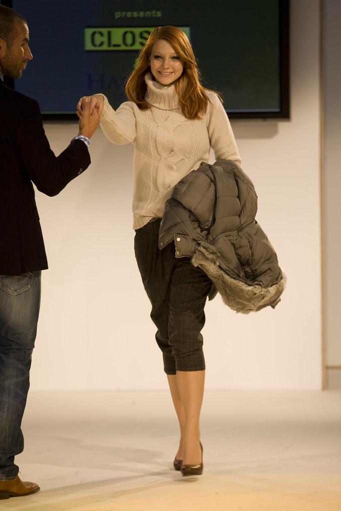 Nackt  Hanna Bohnekamp German model