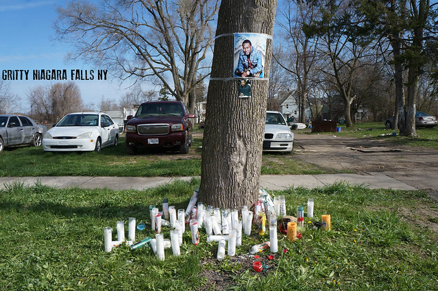 Homicide in Niagara Falls New York