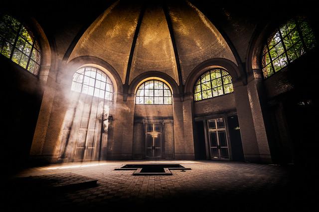 Ghost (Beelitz Impressions Part III)