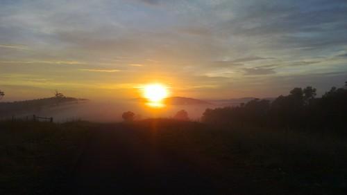 sunrise australia lochiel