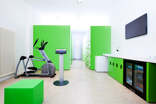 EMS Fitnessstudio Kardiobereich | by fitbox GmbH