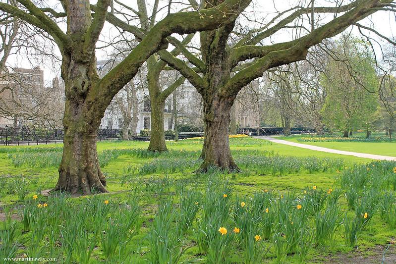 St James's Park,  leggende di Londra