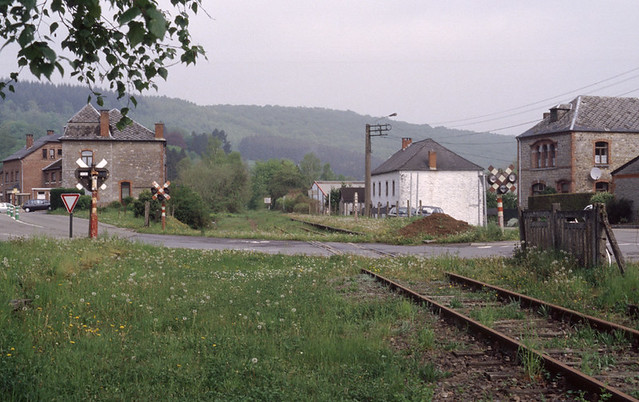 Hermeton-sur-Meuse, halte