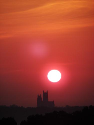 travel church sunrise washingtondc washington cathedral