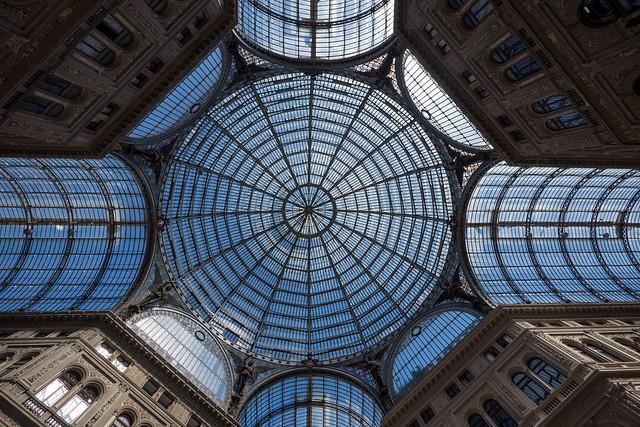 P1030748 - Galleria Umberto - Naples, Italy