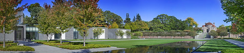 Panorama - Lakewood Garden Mausoleum | Minneapolis, MN | HGA | by Pete Sieger