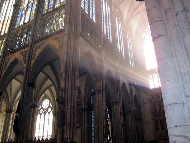 Licht im Kölner Dom
