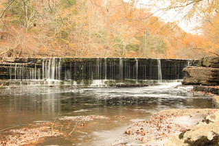 Manchester, Tennessee, Old Stone Fort - waterfalls-004   by muffinn