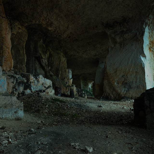 Stone-pit IV - Carrière IV